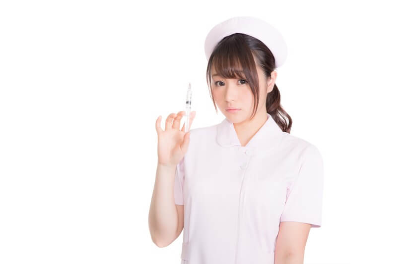 看護師の悩み